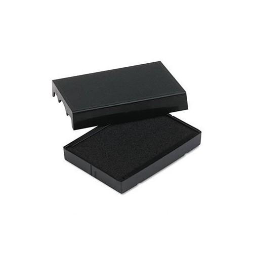 Trodat T4729 Dater Replacement Pad, 1-9/16 x 2, Black