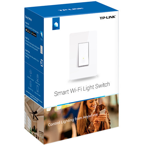 HS200 Smart Wi-Fi Light Switch