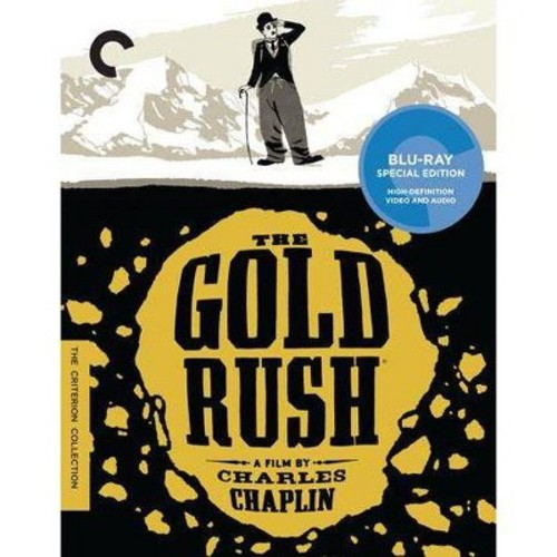 The Gold Rush (Criterion Collection) (Blu-ray)
