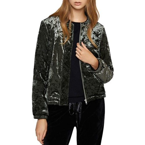 All You Need Is Me Crushed Velvet Jacket