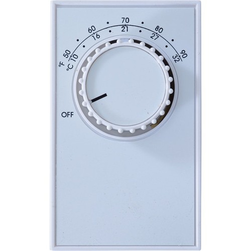 TPI 2-Stage Low-Voltage Wall Thermostat,