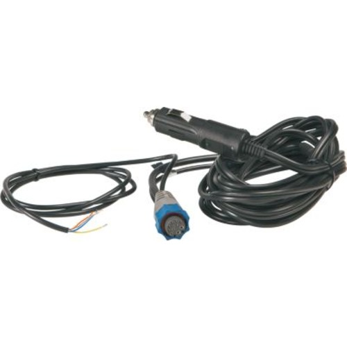 Lowrance CA-8 Cigarette Power Cable Adapter