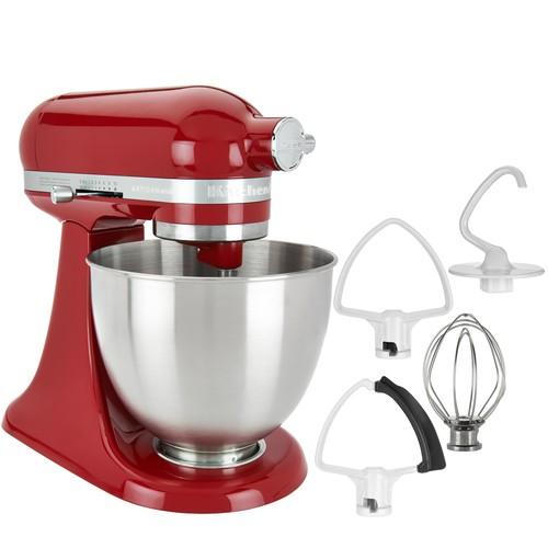 KitchenAid 3.5qt. Artisan Stand Mixer with Flex Edge Beater