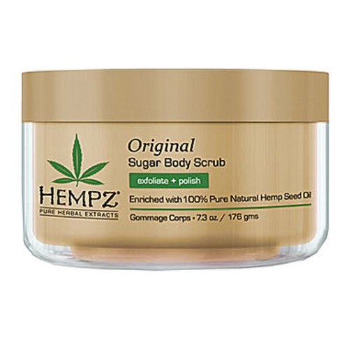 HEMPZ Original Herbal Sugar Scrub - 7.3 oz. - JCPenney