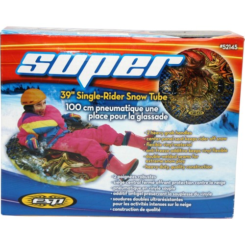 Emsco Snow Tube Inflatable 1 Person
