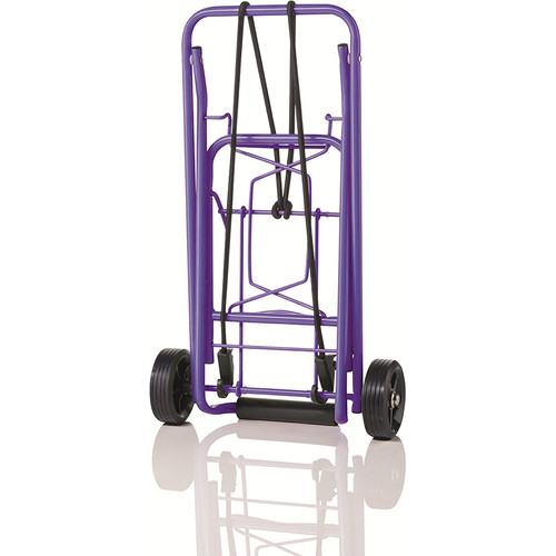 Conair CTS Folding Luggage Cart Purpl