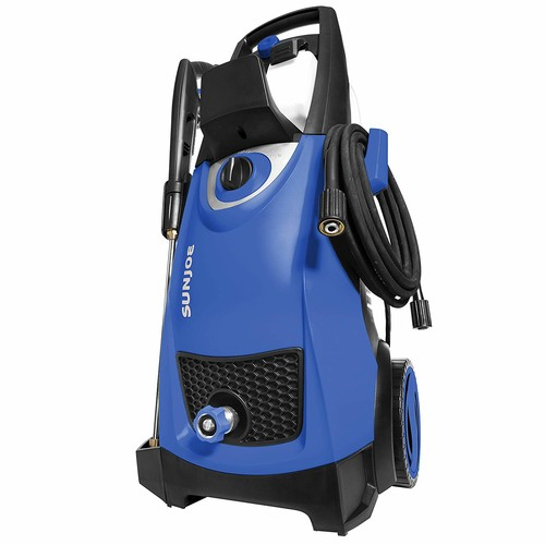 Sun Joe SPX3000-SJB Pressure Joe 2030 PSI 1.76 GPM 14.5-Amp Electric Pressure Washer, Dark Blue [Blue]