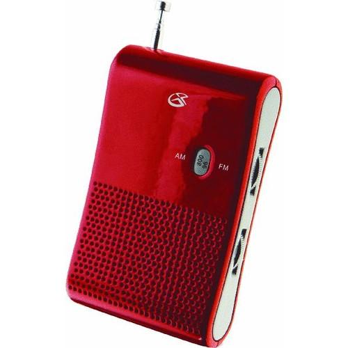 GPX AM/FM Portable Radio - R055B