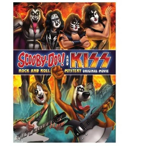 Scooby-Doo! & KISS: Rock & Roll Mystery (DVD) [Scooby-Doo! & KISS: Rock & Roll Mystery DVD]
