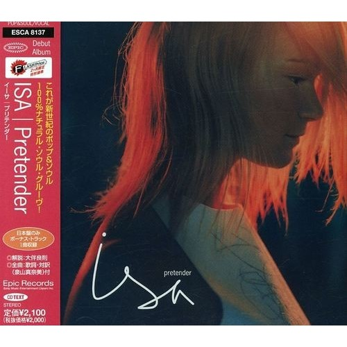 Pretender [Bonus Track] [CD]