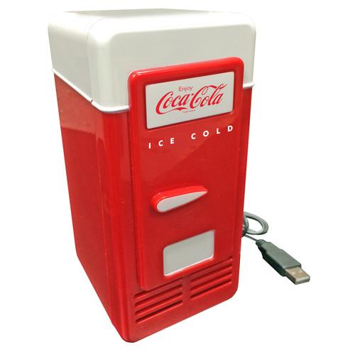 CCRF01 Coca Cola Retro Cooler 1 Can