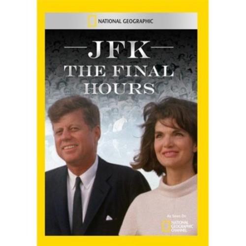 JFK The Final Hours DVD-5