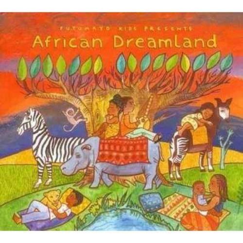 Putumayo presents - African dreamland (CD)