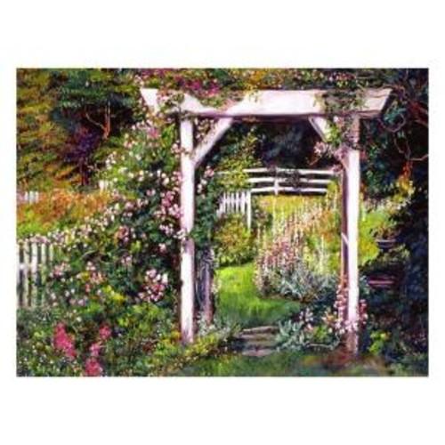 Trademark Fine Art 24 in. x 32 in. Botanical Paradise Canvas Art