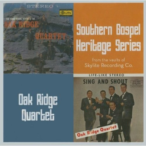Sing and Shout/Sold Gospel Sound of the Oak [CD]