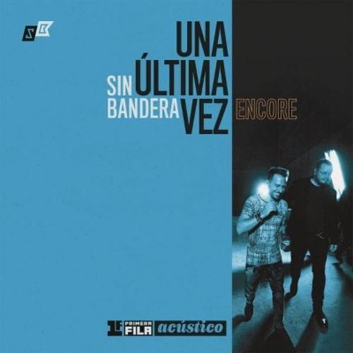 Sin Bandera - Primera Fila Acustico Una Ultima Vez: (CD)