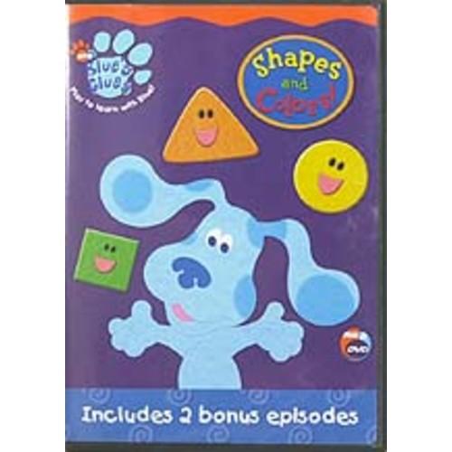 Blue's Clues: Shapes & Colors (DVD)