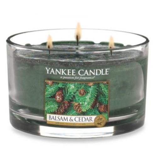 Yankee Candle Housewarmer Balsam and Cedar 3-Wick Candle