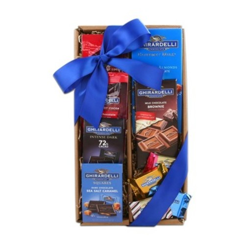 Alder Creek Gift Sets Christmas Ghirardelli Sampler Box