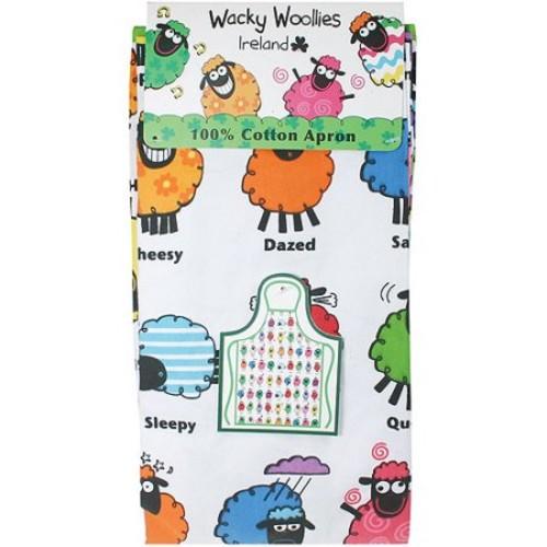 Wacky Woolies Apron-