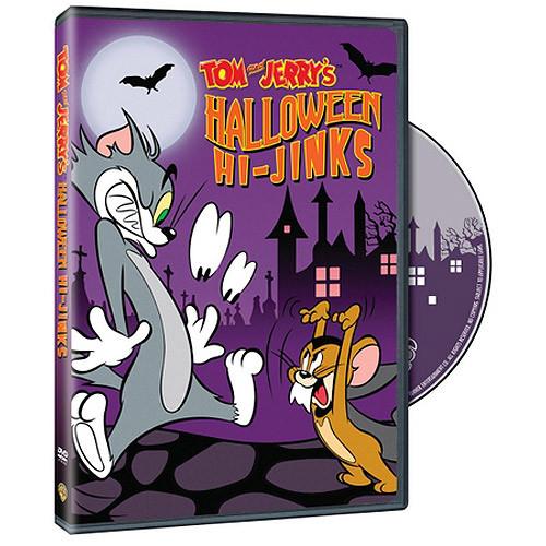Tom & Jerry: Halloween Hijinks (DVD)