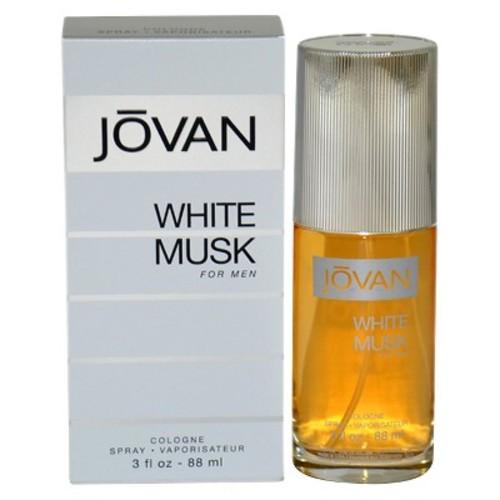 Jovan White Musk by Jovan Eau de Cologne Men's Spray Cologne - 3 fl oz