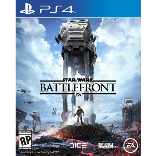 Star Wars: Battlefront - Standard Edition - PlayStation 4 [Disc, Standard, PlayStation 4]
