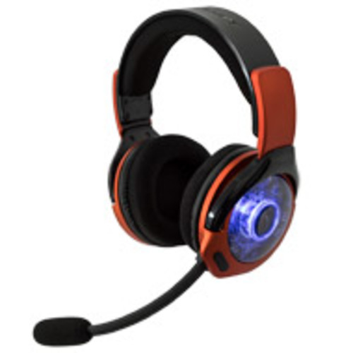 Afterglow AG 9 Plus Wireless Headset - Orange