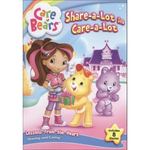 Care Bears: Share-a-Lot in Care-a-Lot [DVD]