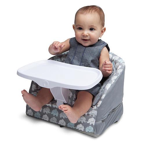 Boppy Baby Chair - Elephant Walk