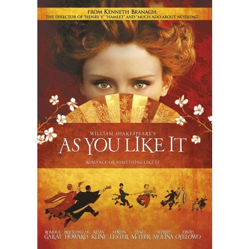 As You Like It [DVD] [2007]