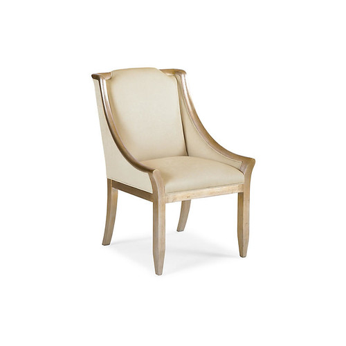 Sterling Accent Chair, Cream