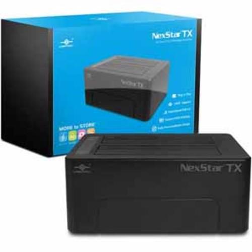 Vantec NexStar TX Dual Bay USB 3.0 Hard Drive Dock