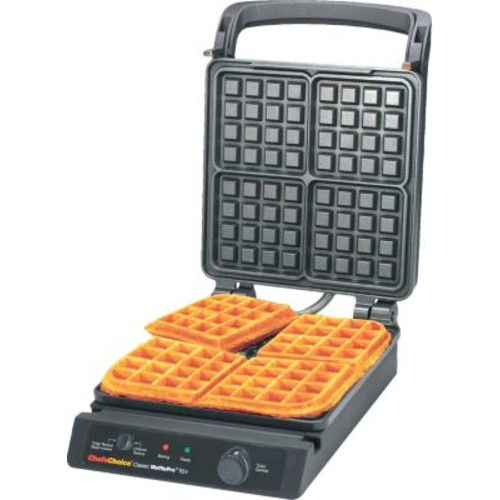 Chef's Choice Four Square Waffle Maker