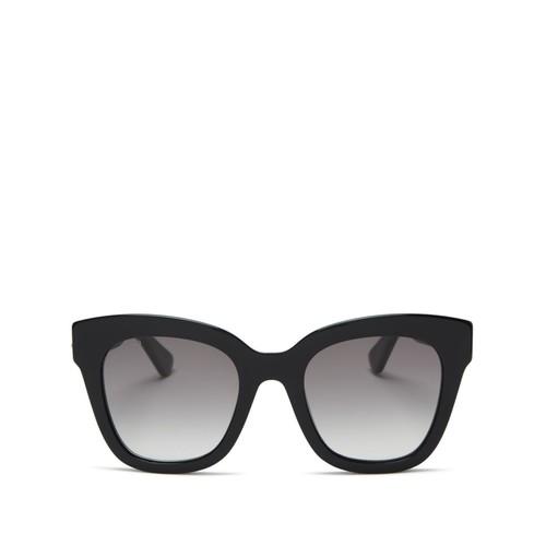 Gradient Cat Eye Sunglasses, 50mm