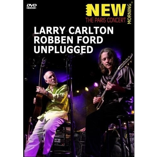 Carlton Larry/Robert Ford-Unplugged