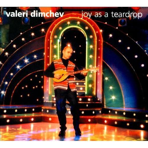 Joy As a Teardrop [CD]