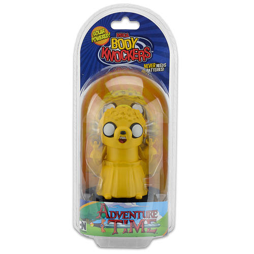 NECA Adventure Time Body Knocker 6 inch Action Figure - Jake