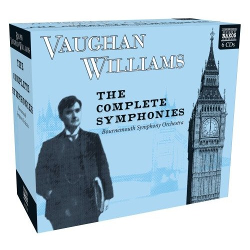 Vaughan Williams: The Complete Symphonies [CD]
