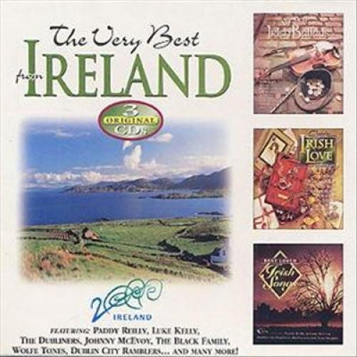 The Very Best From Ireland [CD]
