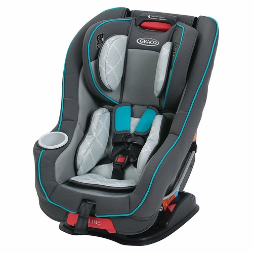 Graco Size4Me 65 Convertible Car Seat, Finch [Finch]