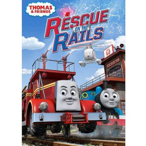 Thomas & Friends: Rescue on the Rails [DVD]