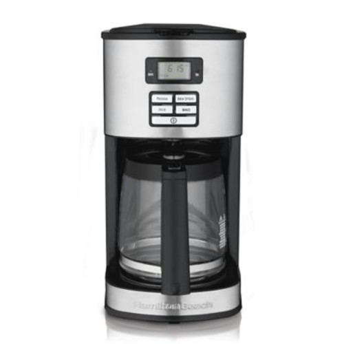 Hamilton Beach 12-Cup Stainless Steel Coffee Maker