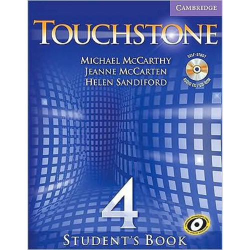 Touchstone Level 4 Student's Book with Audio CD/CD-ROM / Edition 1