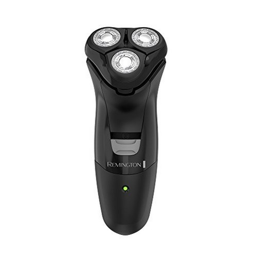 Remington PR1235 R3 Power Series Rotary Shaver, Men's Electric Razor, Electric Shaver, Black