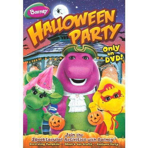 Barney: Barney's Halloween Party [DVD]