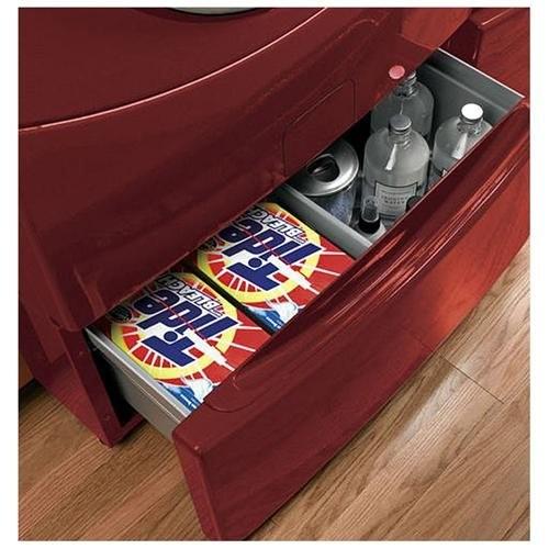 GE SBSD137HMV Laundry Pedestal - for Dryer, Washer - 13.4