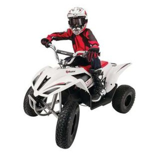 Razor Razor 500 DLX Kids Electric Dirt Quad ATV Bike