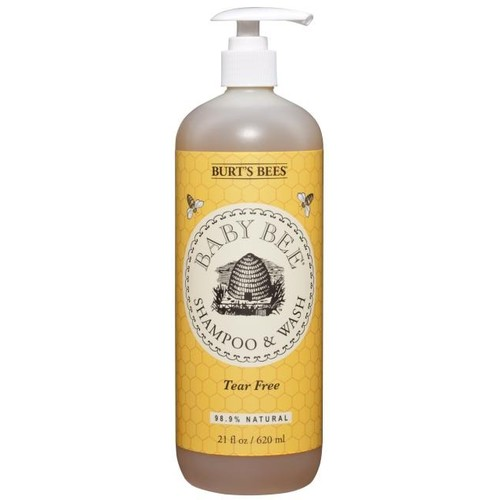 Baby Bee Shampoo & Wash Burt's Bees 21 oz Liquid