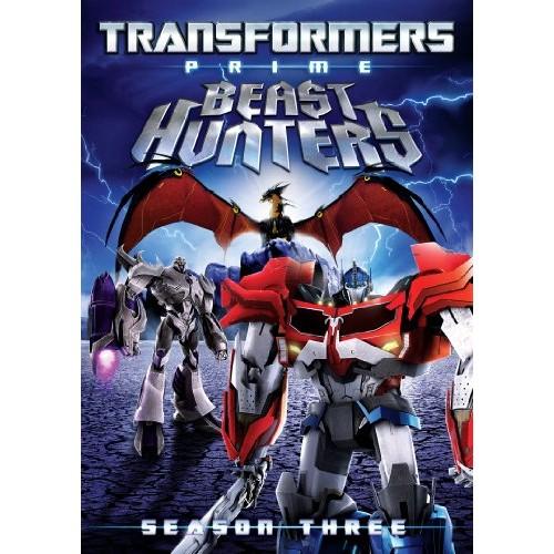 Transformers: Prime - Season Three: Peter Cullen, Frank Welker, David Hartman: Movies & TV
